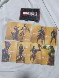 Título do anúncio: Cartões postais da Marvel