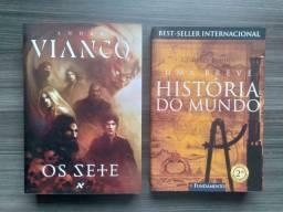 Livros ficção