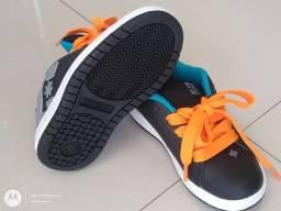 Título do anúncio: Tênis DC Shoes infantil