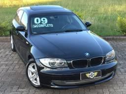 BMW 120i com teto