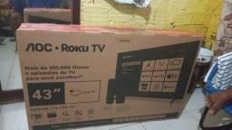 TV 43 AOC? Roku