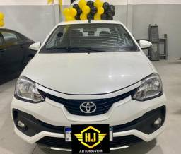 Toyota Etios Sedan XLS AT 2018