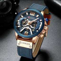 Lindo Relógio Masculino Curren 8329 Original