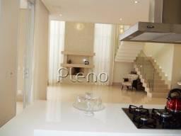 Casa à venda com 3 dormitórios em Parque dos alecrins, Campinas cod:CA008712