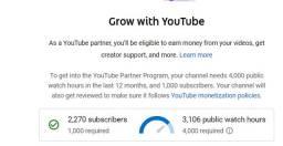 Vendo Canal no YouTube com  + de 2k e + de 3k de horas