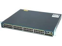 Switch Cisco WS-C2960S-48LPS-L