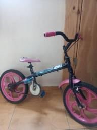 Bicicleta monster high infantil quadro 16