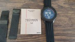 relogio smart watch technos id