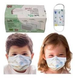 Máscaras infantis preço qualidade e segurança pra sua criança