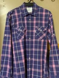 Camisa social zefirelli