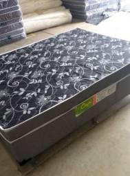 Cama unibox espuma