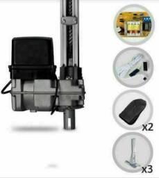 Portão eletrônico basculante ou deslizante a partir de R$599,00 instalado