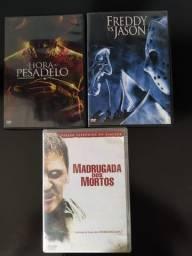 Coleção Terror DVDs
