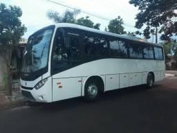 Ônibus Micrão Rodoviário Ideale 770, Motor Mercedes 1418