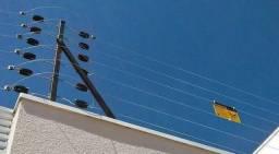 Cerca elétrica industrial (Promoção)