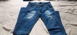 Calça jeans, masculino.