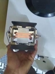 Cooler rgb da DEX 9001D  novo usa apenas 1 vez