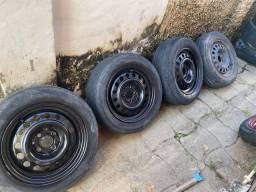 4 rodas 14 pneus fraco