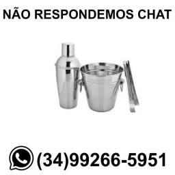 Kit Drink - Balde de Gelo + Coqueteleira