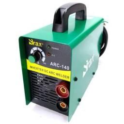 Máquina de Solda Inversora 140 amperes 220V Profissional