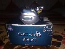 Carretilha eletrica Shimano Scorpion SC1000