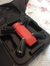 Dji Spark vermelho Em excelente estado ( Drone e ateria apenas )