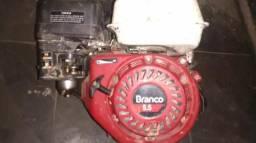 Motor bomba branco 2.5 hp