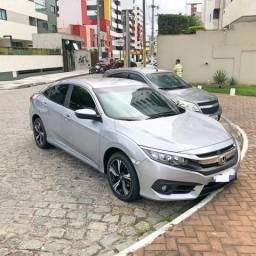 New Civic EXL 2017 | impecável - 2017