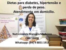 Nutricionista Domiciliar