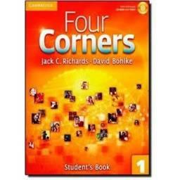 Livro Four Corners Student's book +Workbook