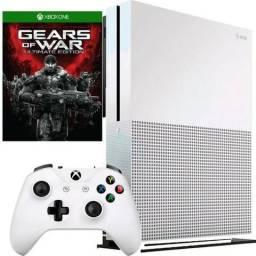 Xbox One S 500gb Lacrado +Garantia +Controle +Jogo