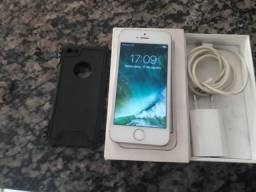 Celular Iphone 5s 16gb Biometria Branco 4g