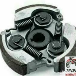 Embreagem 3 Molas Completa Mini Motos e Quadriciclos 49cc/2t