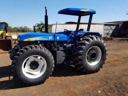 Trator Ford/new Holland 7630 Ano 2015