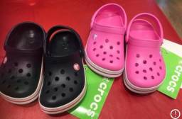Crocs original inf e adulto