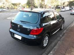 Peugeot 307 1.6 flex completo 2008 - 2008