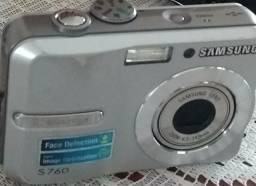 Câmera fotográfica