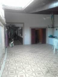 Alugo casa para fins de semana e feriados no bairro Jussara lado morro, 1000mts da pista