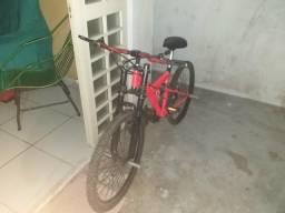 Bicicleta de uso do dia a dia etc.