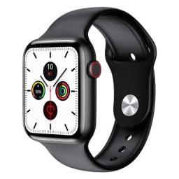 Smartwatch IWO W46 44mm tela infinita
