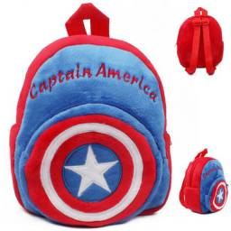 Mochila Baby do Capitão América