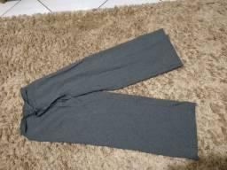 Calça pantalona veste até 38