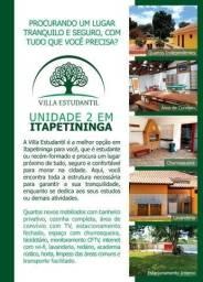 Quartos novos mobiliados com banheiros privativos em Itapetininga