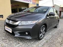 Honda City Exl | Automático | 2 Dono | Completão | Carro foi do Interior do RN
