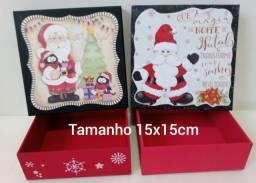 Vendo embalagens Mdf natalinos