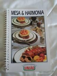 Livro Mesa & Harmonia - União
