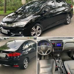 Honda city 1.5 EX 2015