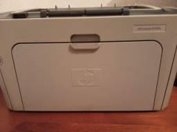 Impressora HP Laserjet  p1505n pra sair rápido, preço de desapego.