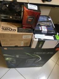 Kit Pc Gamer: Amd - fx8320e; 16Gb RAM; 1Tb HDD