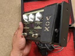 Vendo uma pedaleira Vox StompLab+Case